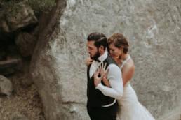 photo mariage mont ventoux en provence