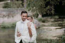 photo mariage fontaine de vaucluse en provence