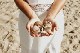 photo mariage à la plage
