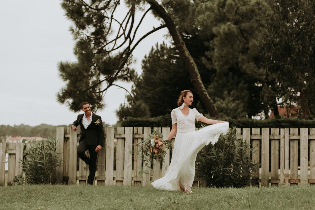 photographe de mariage dans le bassin d'arcachon