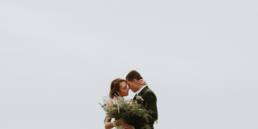 mariage dans le bassin d'arcachon, se marier en hiver
