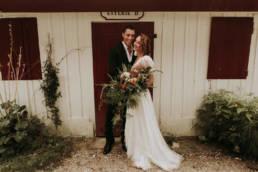 mariage champêtre le canon arcachon 33