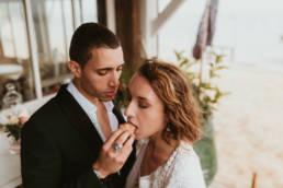 élopement mariage intime hiver bordeaux