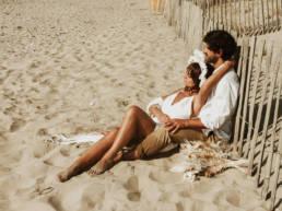 élopement à la plage, mariage intimiste Frontignan