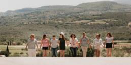 EVJF enterrement de vie de jeune fille à Montpellier