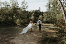 photo mariage intimiste provence
