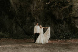 destination wedding style moody in provence