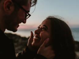 shooting couple pour la Saint Valentin à Montpellier