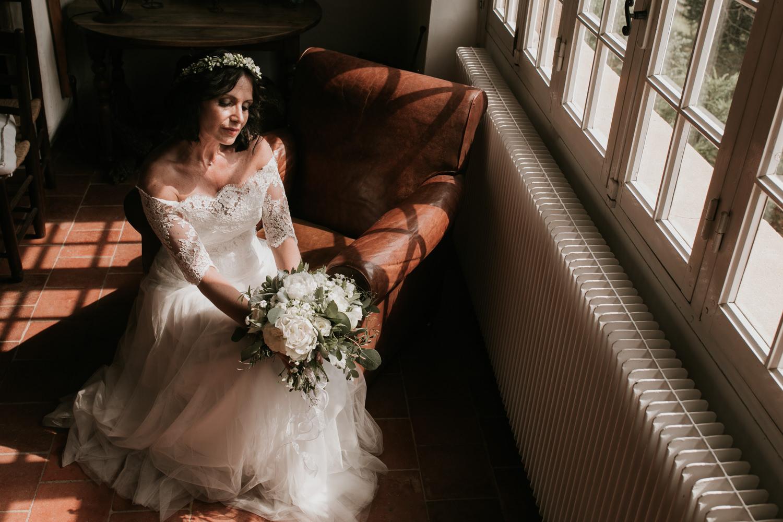Photographe de mariage à l'Isle-Sur-La-Sorgue