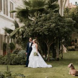 Photographe mariage Avignon en Provence à La divine comédie