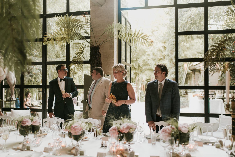 Photographe repas de mariage à Avignon