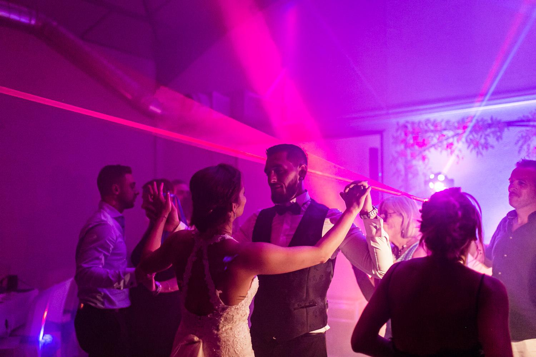 Photographe soirée de mariage à Montpellier Hérault Occitanie