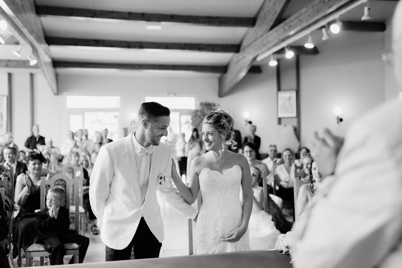 Photographe mariage cérémonie civile en Provence